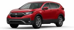 2021 Honda CR-V SUV in Red