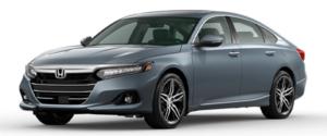 2021 Honda Accord Sedan in Grey-Blue