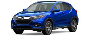 2021 Honda HR-V Crossover in Blue