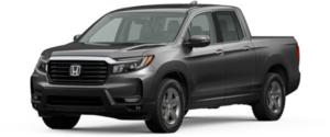 2021 Honda Ridgeline Truck in Dark Gray