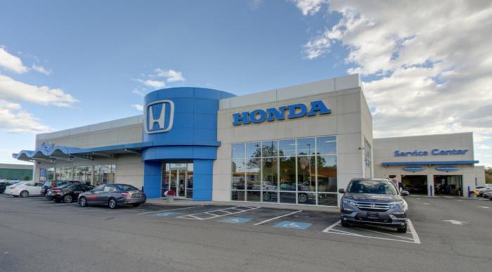 Kelly Honda Dealership in Lynn, Massachusetts
