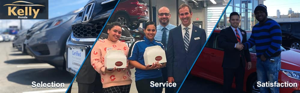 Why Should You Choose Kelly Honda In Lynn Massachusetts? Selection, Service, and Satisfaction