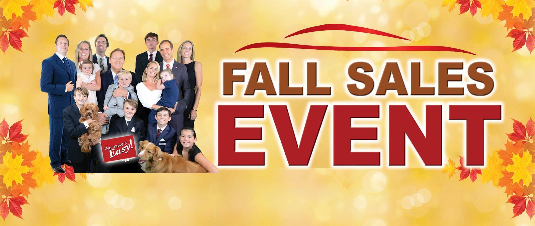 Kelly Honda Fall Sales Event