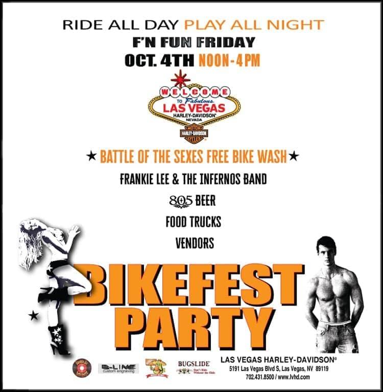 Bike Fest Party