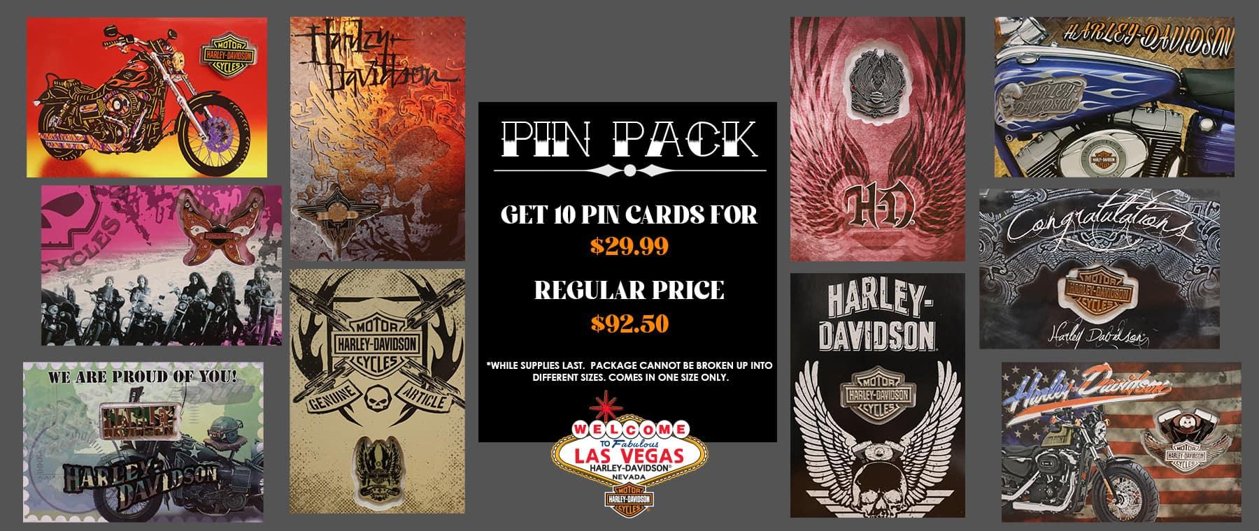 Website Banner – Pin Pack