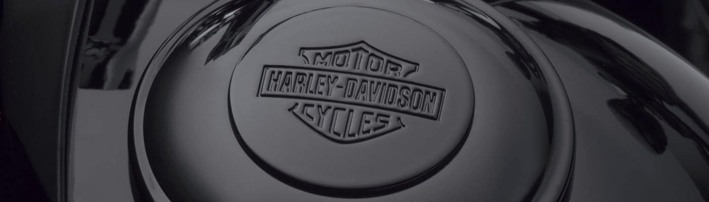 Harley-Davidson Locking Fuel Cap