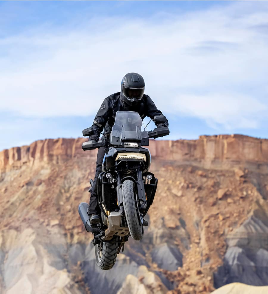 2021 Harley-Davidson PanAm Jumping