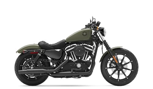 Sportster Iron 883 Motorcycle