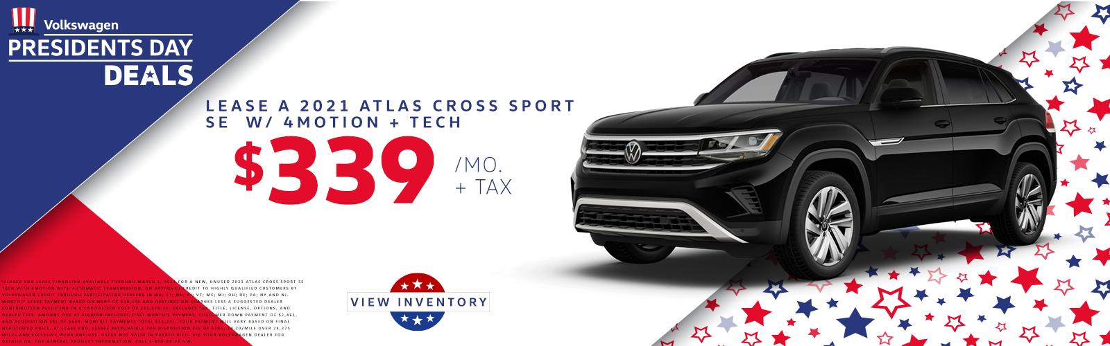 Atlas Cross Sport Special_Feb 2021