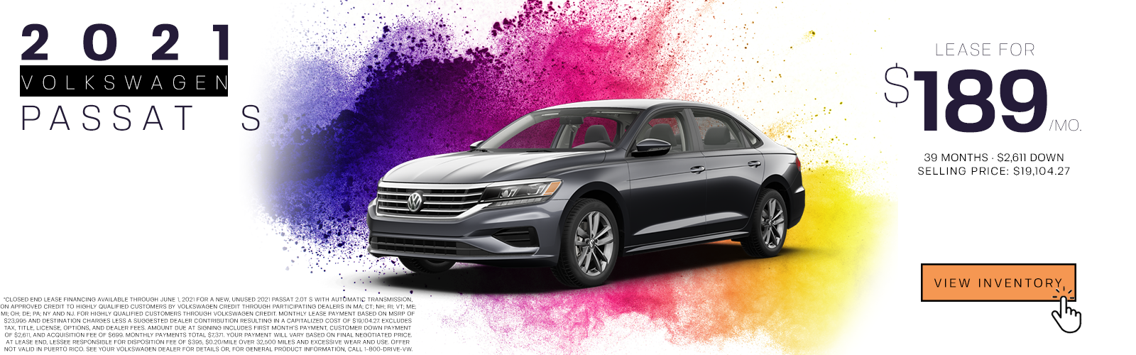 Passat Special_May 2021