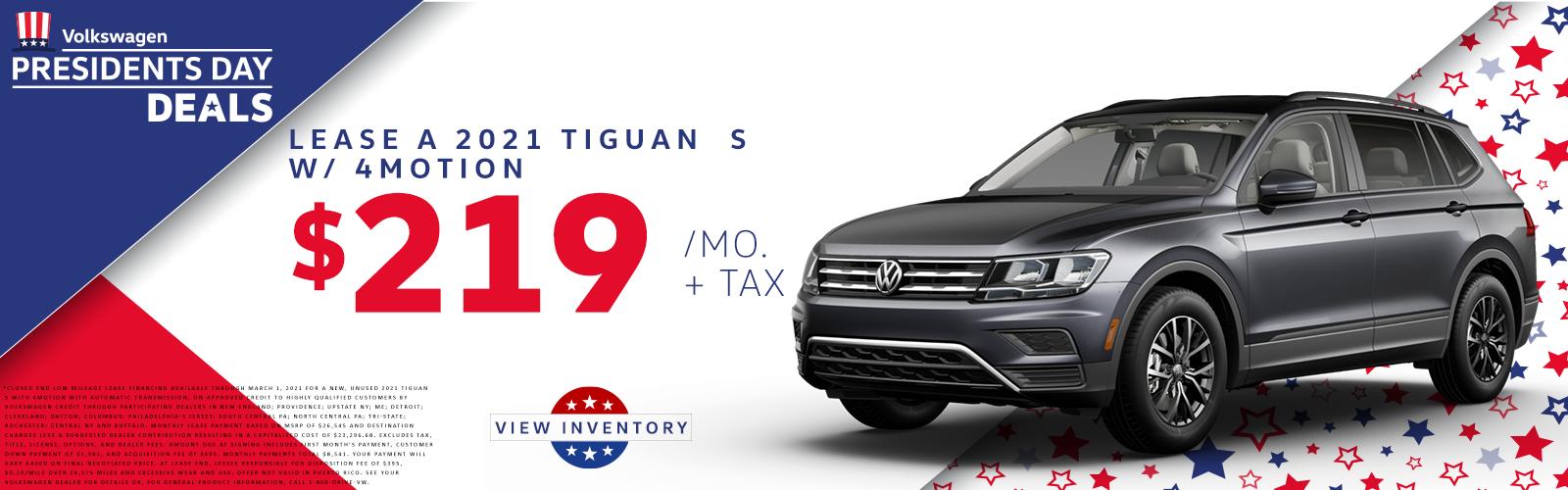 Tiguan Special_Feb 2021