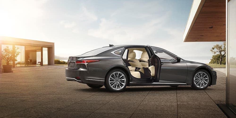 2020 Lexus LS Hybrid