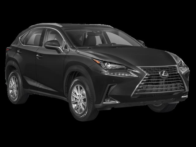 Black 2020 Lexus NX