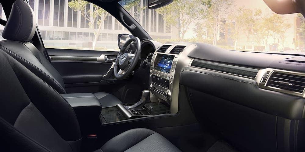 2020 Lexus GX 460 Front Interior