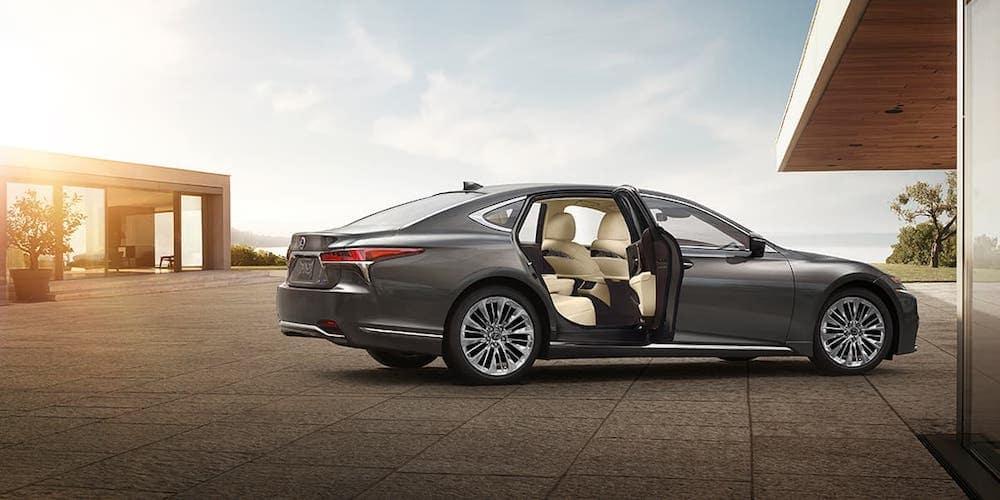 2020 Gray Lexus LS Hybrid