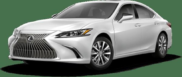 Lexus ES Eminent White Pearl