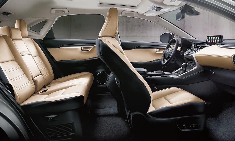 2020 Lexus Nx Vs 2020 Lexus Rx Lexus Of Clearwater