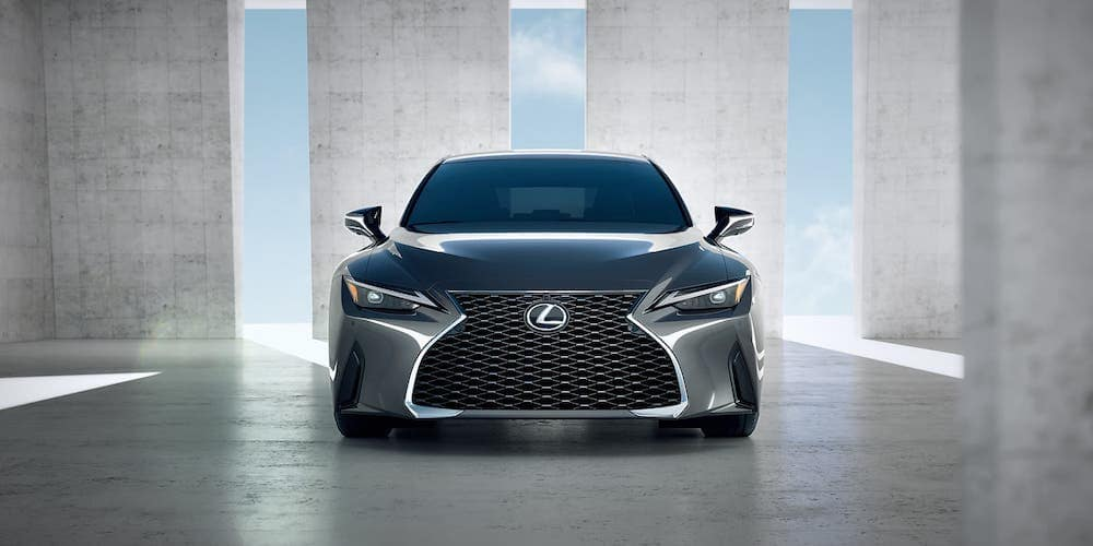 2021 Lexus IS Grille