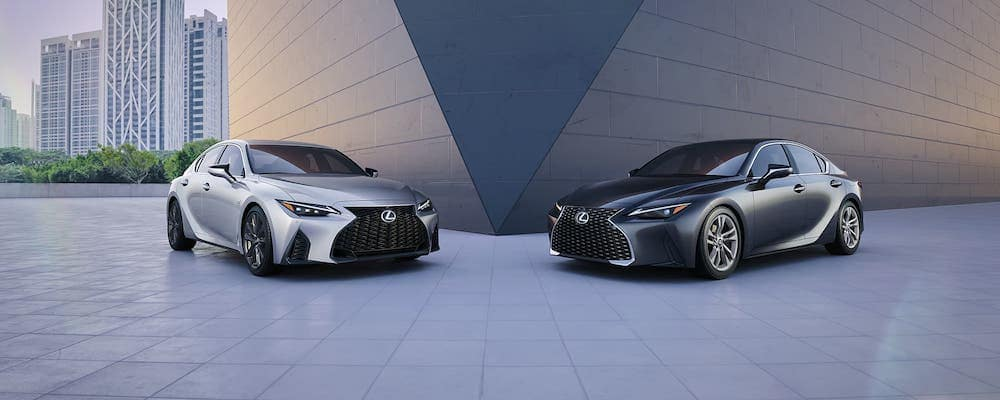 2021 Lexus IS Models