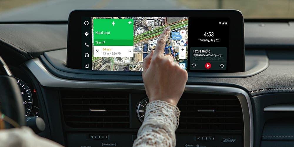 Lexus Enform Navigation