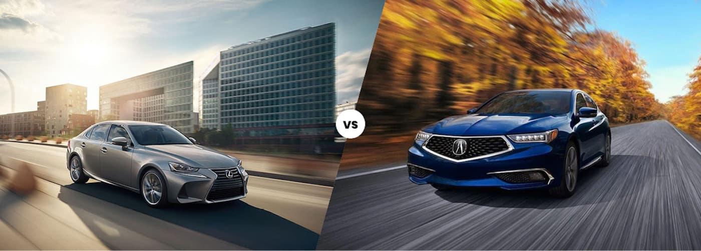 Lexus vs. Acura