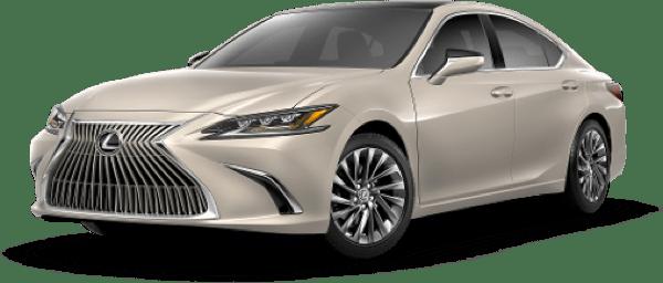 Lexus ES Moonbeam Beige Metallic