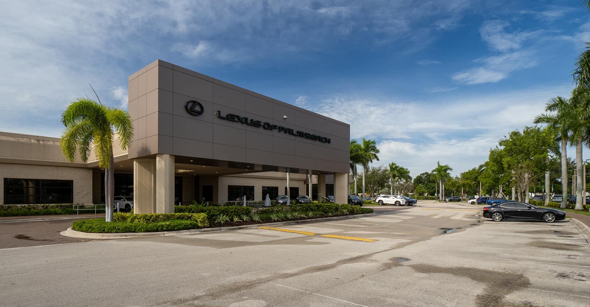 Lexus of Palm Beach