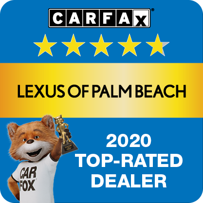 2020 CARFAX Top-Rated Dealer badge