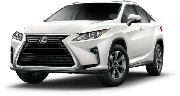 Eminent White Pearl Lexus RX