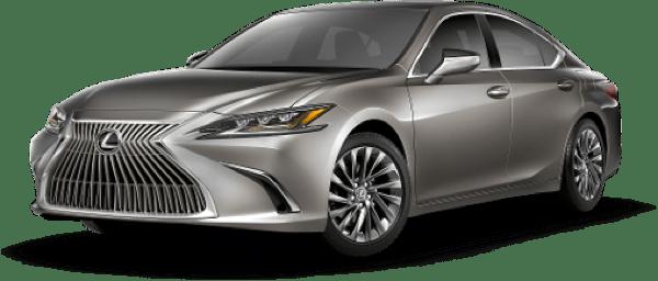 Lexus ES Atomic Silver