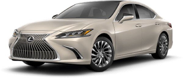 Lexus ES Moonbeam Beige Metallic