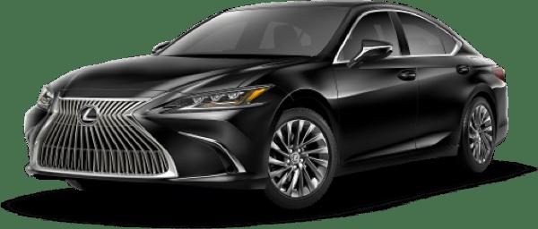 Lexus ES Obsidian
