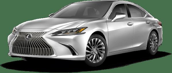 Lexus ES Silver Lining Metallic