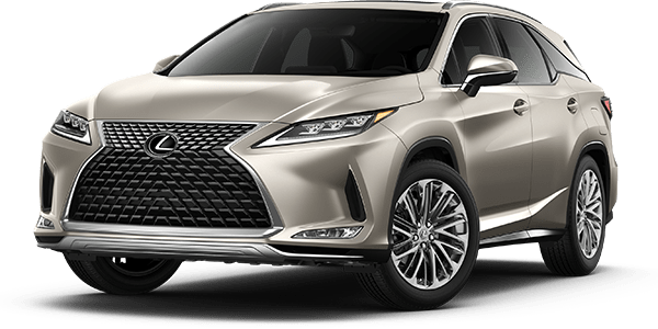 Moonbeam Beige Metallic Lexus RX