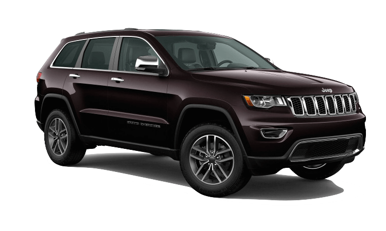 A sangria 2020 Jeep Grand Cherokee Limited