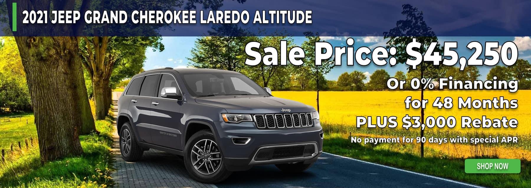 2021 Jeep Grand Cherokee on sale in Mukwonago Wisconsin