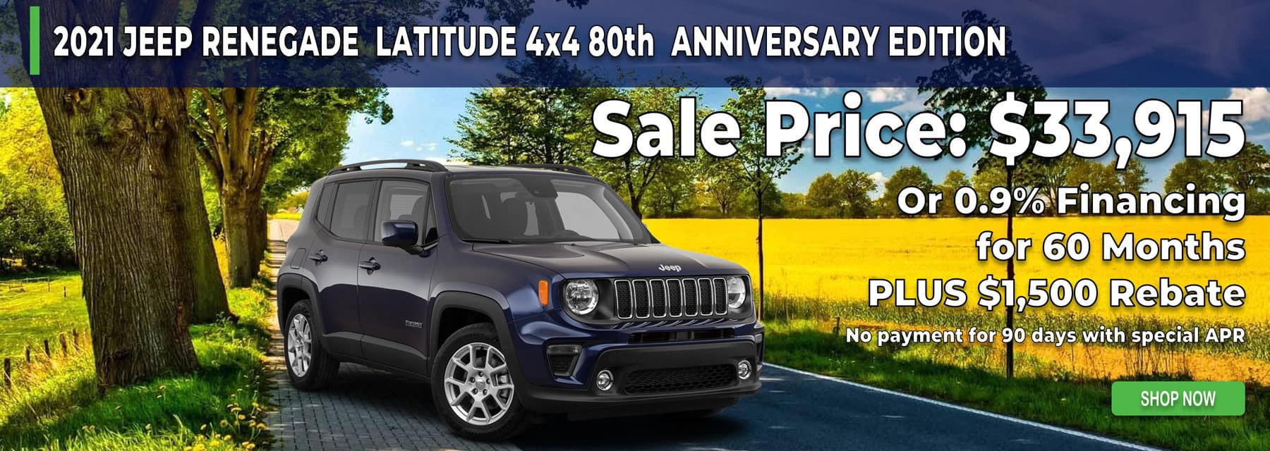 Jeep Renegade on sale in Mukwonago Wisconsin