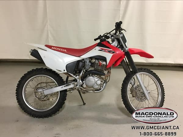 motorcycle - honda crf230f