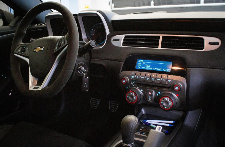18647A-10 2014 Camaro Z28
