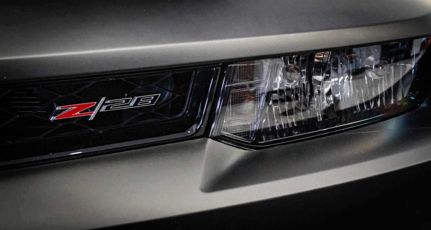 18647A-4 2014 Camaro Z28