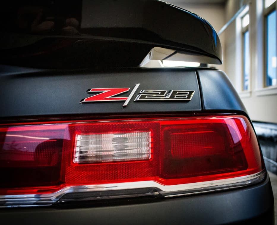 18647A-6 2014 Camaro Z28