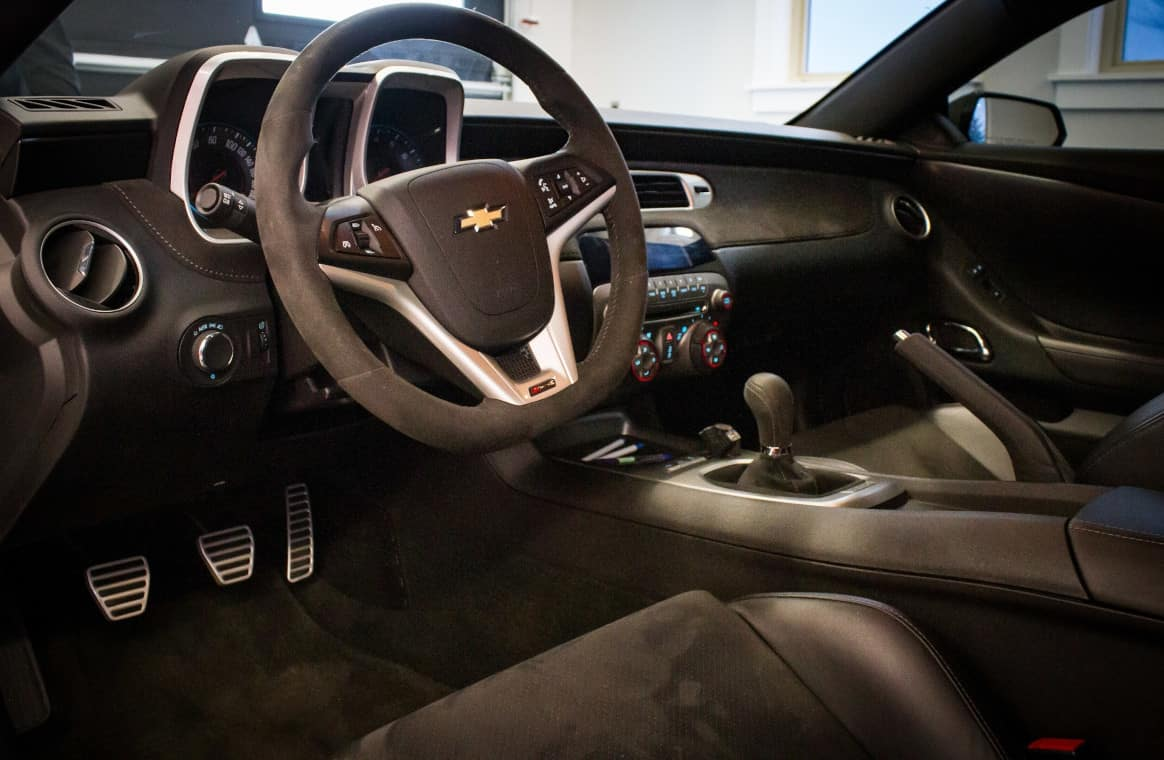 18647A-8 2014 Camaro Z28