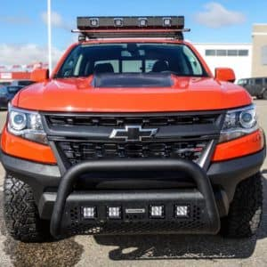 2019 Chevrolet Colorado ZR2 -2