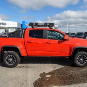 2019 Chevrolet Colorado ZR2 -3