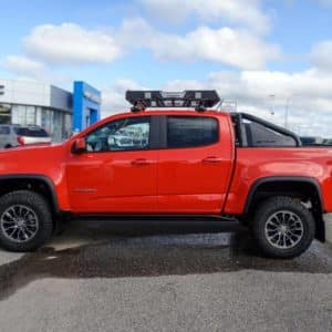 2019 Chevrolet Colorado ZR2 -7