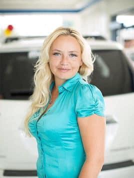 Yelena Kruchinna