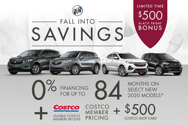 0% Financing For Up To 84 Months + $500 Costco Shop Card + Limited Time $500 Black Friday Bonus