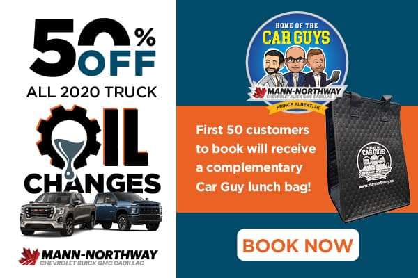 50% Off Truck Oil Changes
