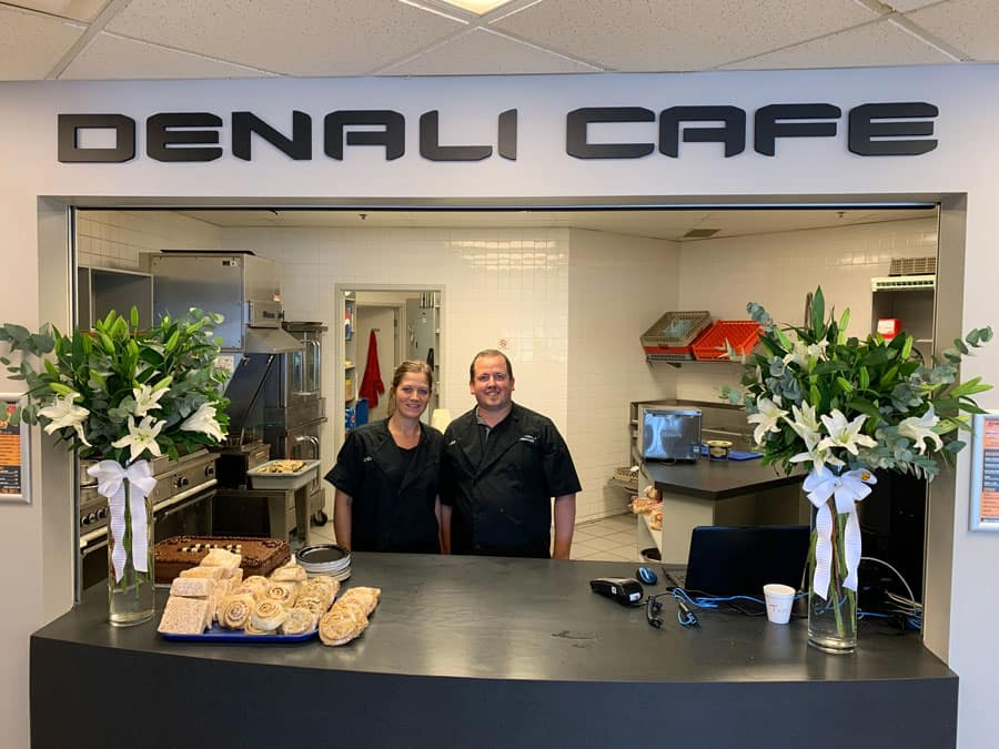 McNaught Denali Cafe