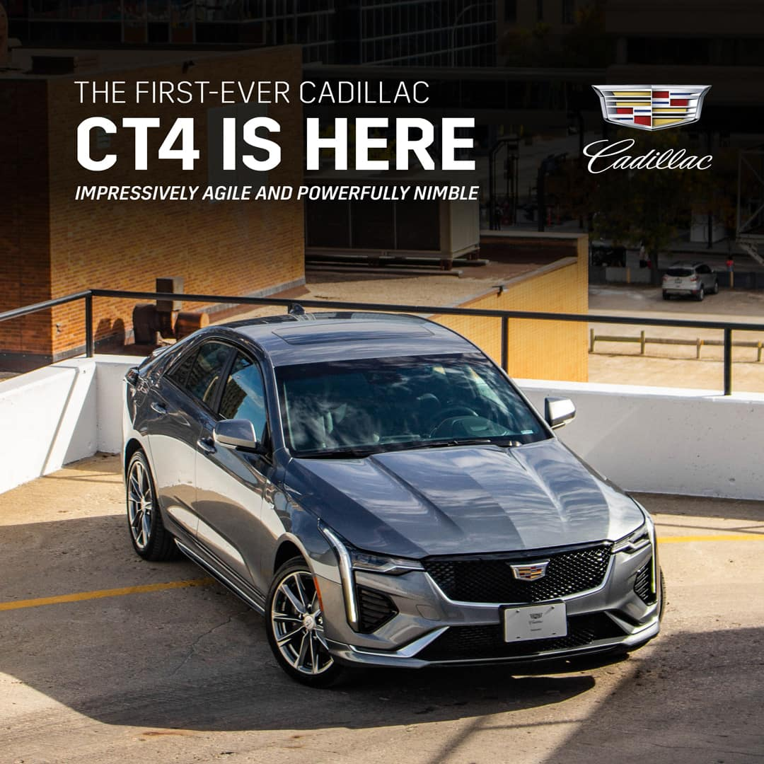 CT4 Is Here